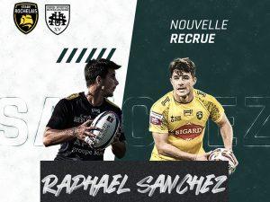 Raphael SANCHEZ à l'USM