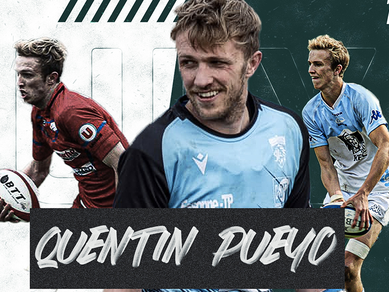 Quentin PUEYO