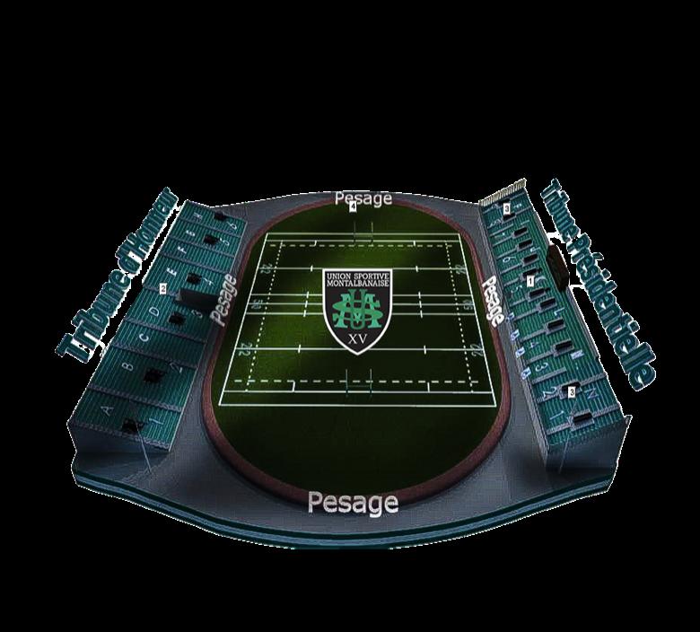 Plan Stade
