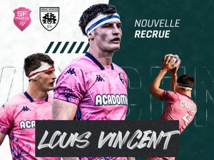 Louis VINCENT signe à l'USM Sapiac