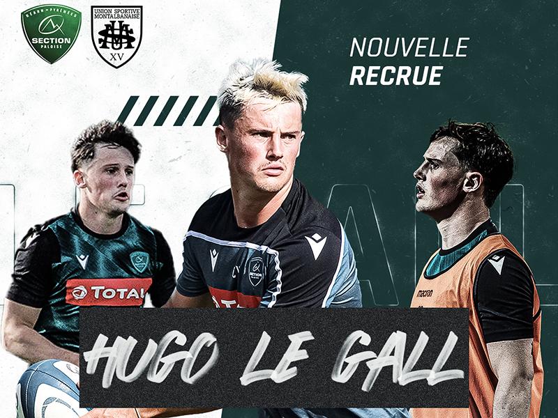 Hugo LE GALL rejoint l'USM Sapiac
