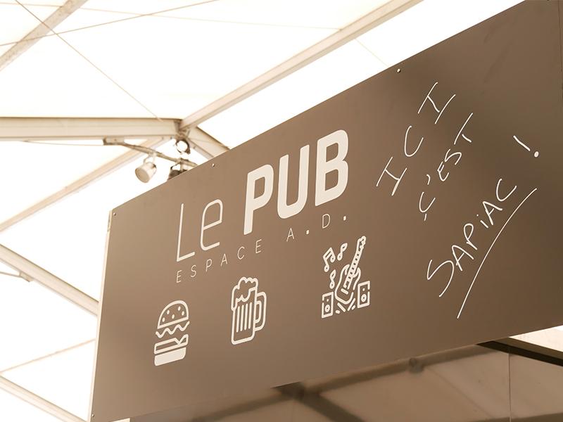 """Espace """"Le Pub"""""""